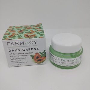 🆕Farmacy Daily Greens Gel Moisturizer Skincare BN